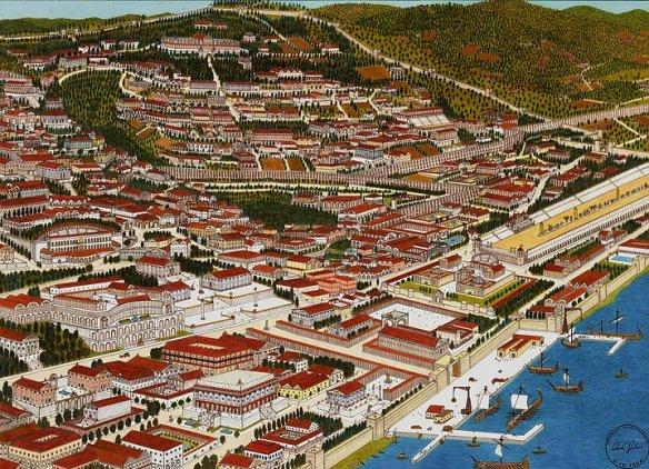 Nicomedia, capital of Diocletian