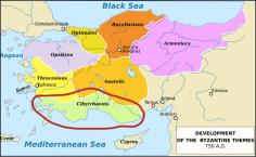 Cibyrrhaeots, Byzantine naval Theme