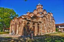 Byzantine-Serbian architecture
