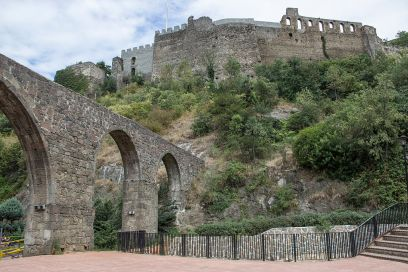 Walls of Byzantine Trebizond, Chaldia