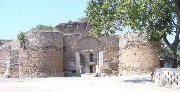 Byzantine gate of Nicaea