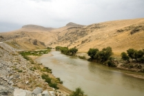 Murat River, Turkey
