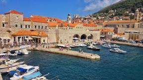 Venetian architecture in Dubrovnik, Croatia