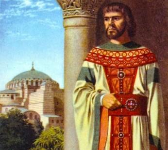 Baldwin I (Count Baldwin IX of Flanders), First Latin emperor (r. 1204-1205)