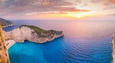 Zakynthos (Zante) Island, Ionian Sea Greece