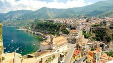 Reggio Calabria, Italy- former capital of the Theme of Calabria after the fall of Sicily, 902