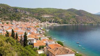 Euboea Island, Greece