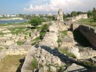 More Byzantine ruins in Cherson