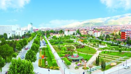 Malatya, Turkey (formerly Melitene)