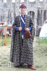 Serbian medieval fashion for men