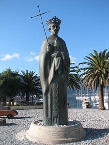 Statue of King Tvrtko I