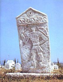 Medieval graves in Bosnia