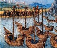 Medieval Genoese navy