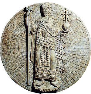Seal of John II Komnenos (r. 1118-1143) in Venice