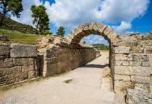 Olympia, Elis, part of the Peloponnesian Theme
