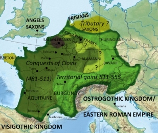 Conquests of the Franks under Clovis I