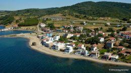 Lapseki, Turkey along the Dardanelles (formerly Lampsacus)