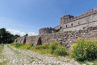 Gattilusio Fortress, Mytilene