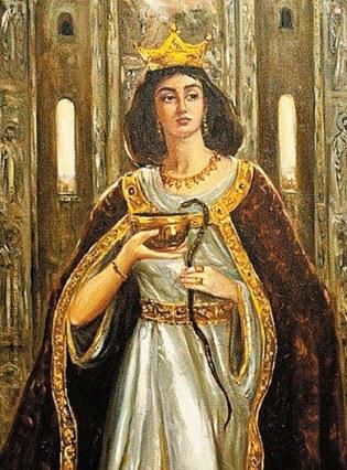 Queen Isabella of Armenia (r. 1219-1252)