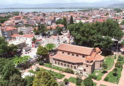 Nicaea (today's Iznik, Turkey)