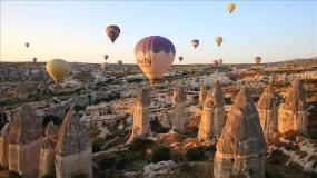 Cappadocia, birthplace of Nikephoros II