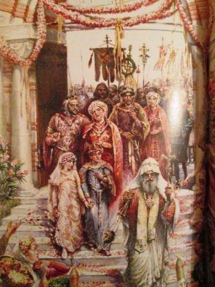 2nd Empire royal Bulgarian court