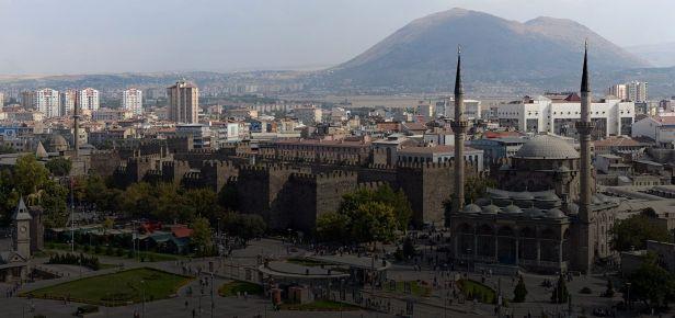 Kayseri, Turkey (formerly Caesarea)
