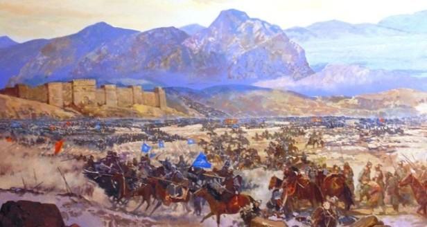 Battle of Manzikert, 1071