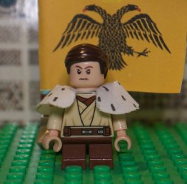 John IV Laskaris (r. 1258-1261) Lego figure, son of Theodore II