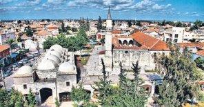 Tarsus, new capital of the Armenians, Cilicia (today's Turkey)