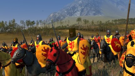 Cilician Armenian knights, Medieval Total War