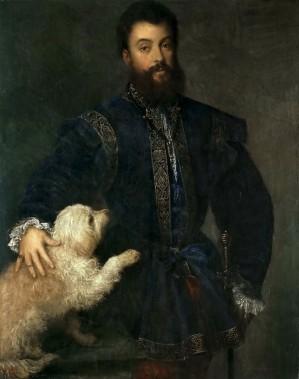 Federico II Gonzaga, Duke of Mantua and Montferrat (1536-1540)