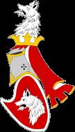 Magnate House Balšić coat of arms