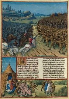 Battle of Nicopolis, Hungarian Crusade against the Ottomans in Bulgaria, 1396