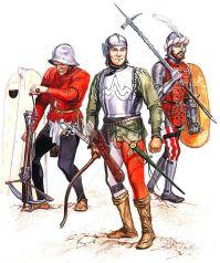 Venetian soldiers