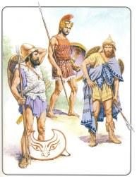Thracians, original people of Bulgaria