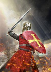 Latin knight from Achaea