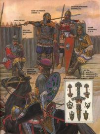 Medieval army of Russia
