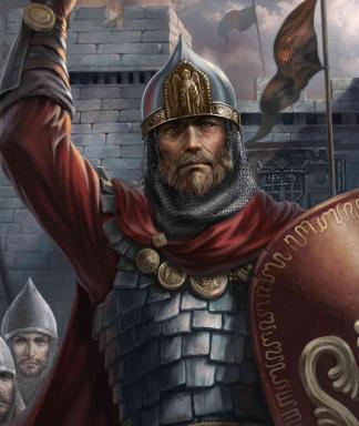 St. Alexander Nevsky, Prince of Novgorod (r. 1238-1263)