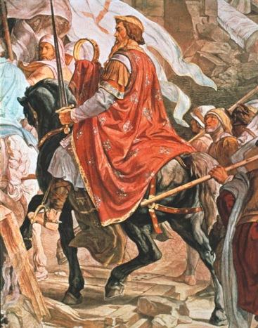 Aistulf, King of the Lombards (749)