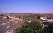 Ruins of Amorion, capital of the Anatolic Theme