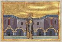 Byzantine illuminated manuscript of Iconium