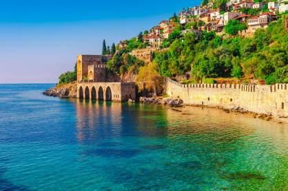 Antalya, Turkey (formerly Byzantine Attaleia)