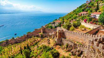 Byzantine fortifications of Antalya