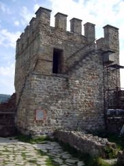 Prison tower of Baldwin I in Tarnovo, Bulgaria