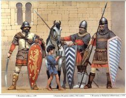 Byzantine retinue army (Opsikion)