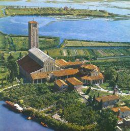 The original 5th century Venice, Torcello