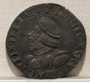 John George, Marquess of Montferrat (1530-1533), the last Palaiologos of Montferrat