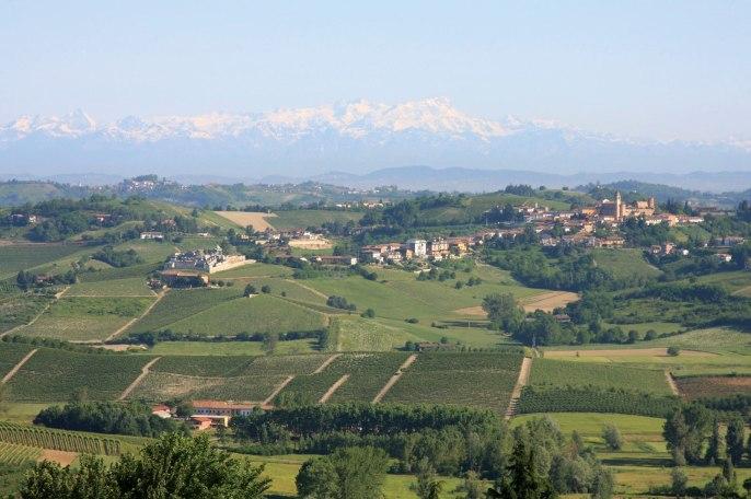 Castelnuovo-Calcea-Montferrat-Piedmont-Italy