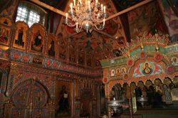 St. Basil's Byzantine style interiors